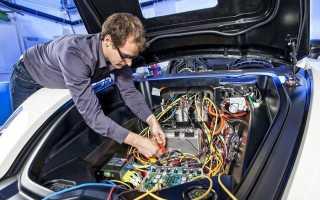 Виды высоковольтных проводов зажигания и их диагностика