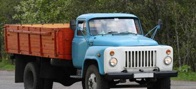 Как снизить расход топлива на ГАЗ-53