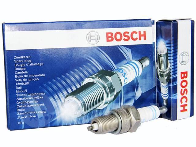 Bosch Platinum WR7DP