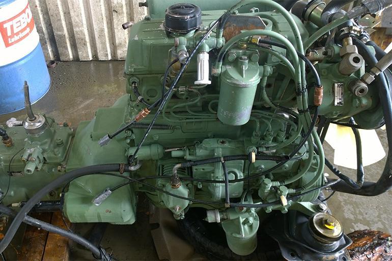 Дизельный мотор ГАЗ-66