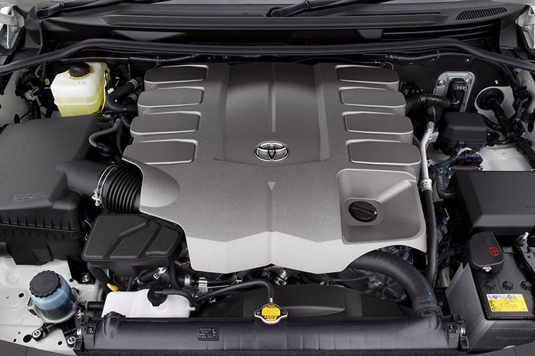 Бензиновый двигатель Тойота Ленд Крузер 200