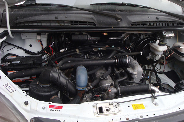 расход топлива Газели на дизельный моторе