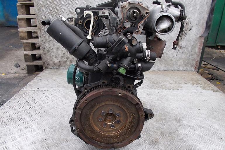Дизельный мотор 1.9 TD