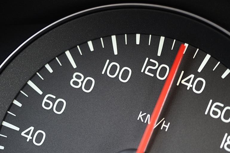 Отслеживание скоростного режима