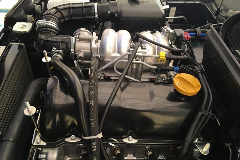 двигатель ВАЗ-2123