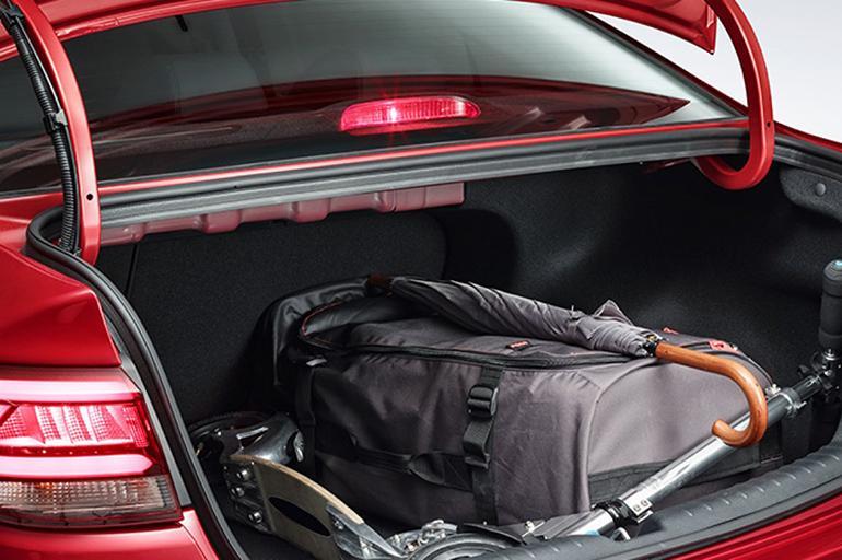 Загрузка багажного отделения влияет на расход топлива