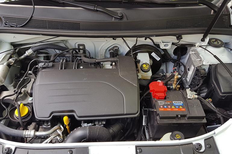 Мотор Рено Логан первого поколения