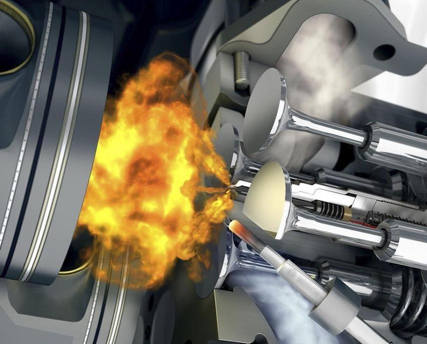 Детонация двигателя автомобиля