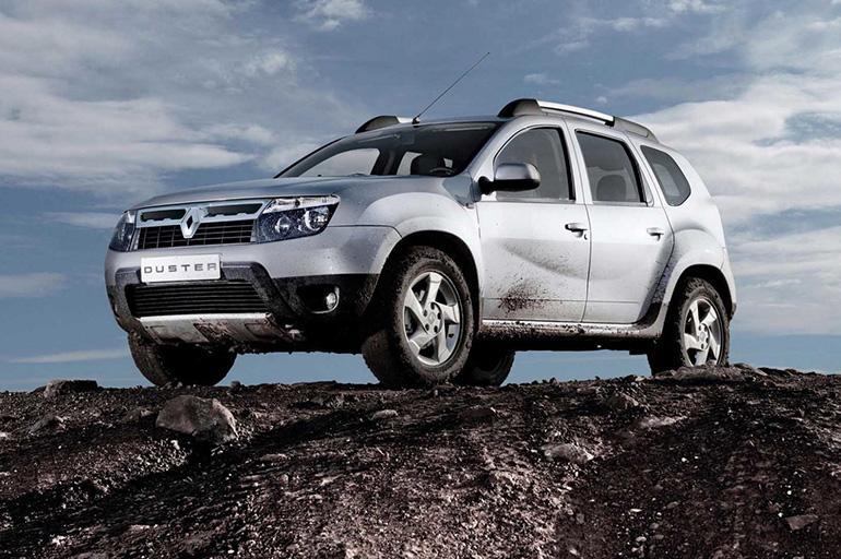 Реальные нормы потребления Renault Duster