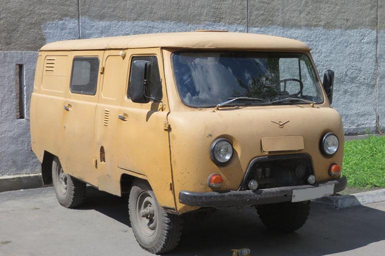 УАЗ-3741 Буханка