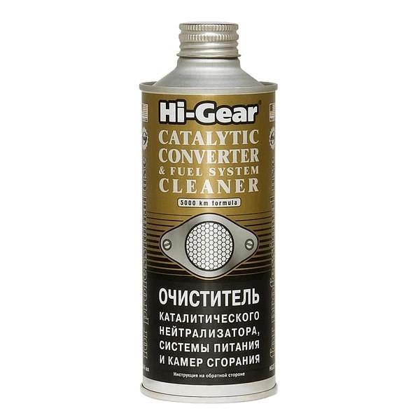 Раствор для очистки катализатора