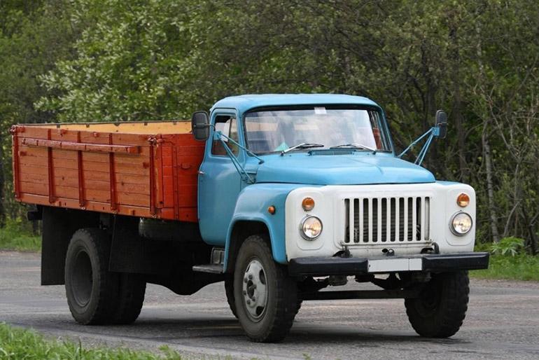 Расход топлива ГАЗ-53-12 на загородной трассе