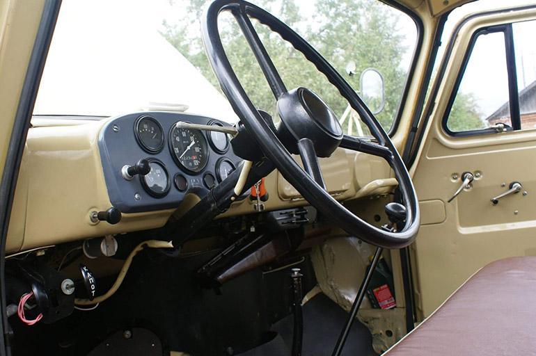 Использование электроники на ГАЗ-53