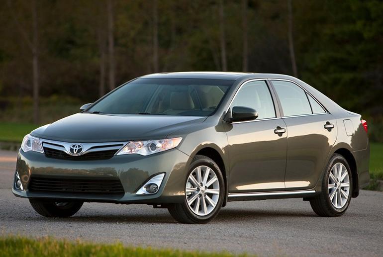 Расход бензин Toyota Camry поколения XV50