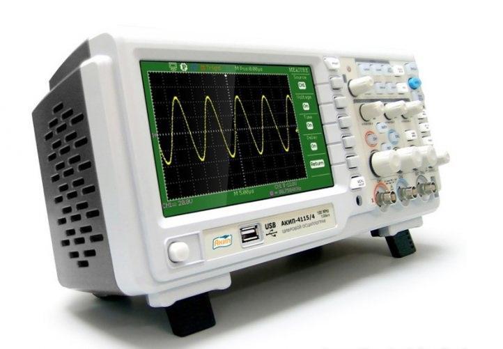 с помощью осциллографа диагностируют датчик коленвала