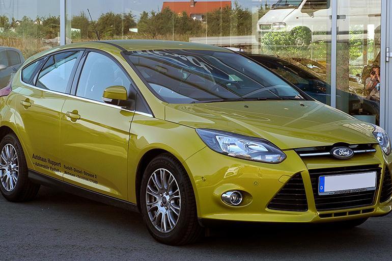 Форд Фокус 1,6 R4 16V - наиболее популярная модель