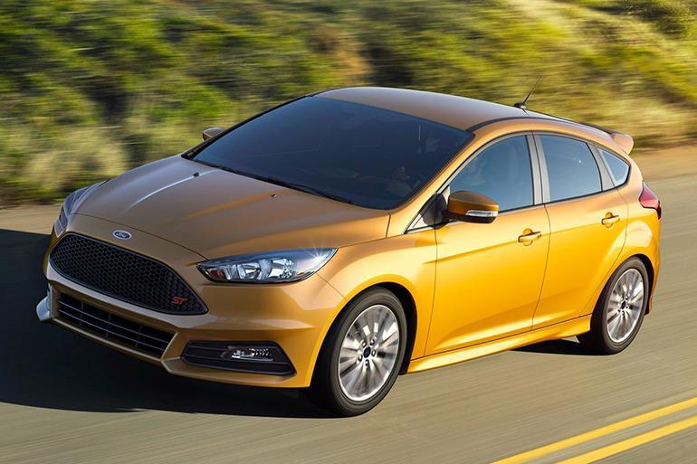 скорость свыше 120км/ч увеличивает расход топлива Форд Фокус